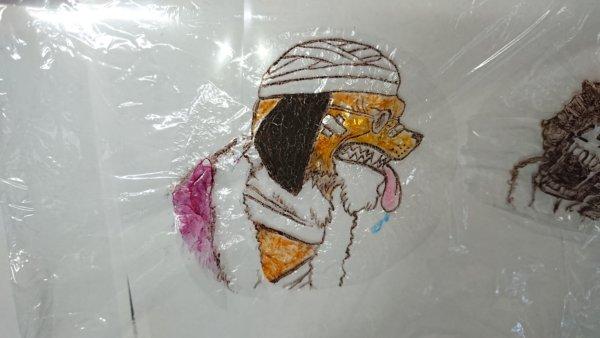 イヌアラシのオブアート
