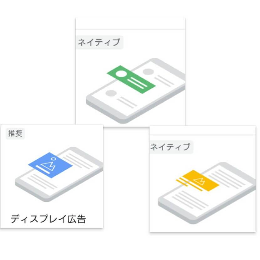 Googleアドセンスの広告