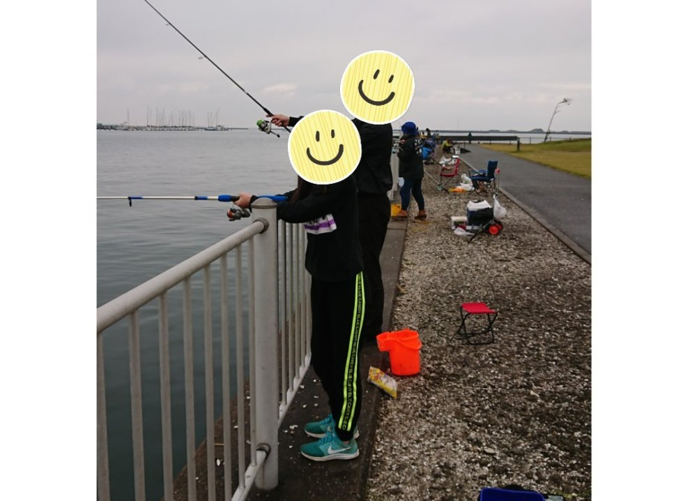安全な釣り場